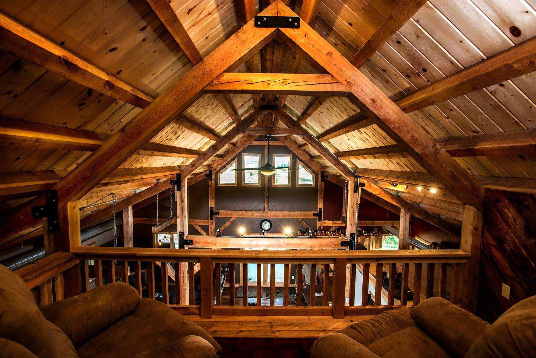 Home - Legacy Post & Beam
