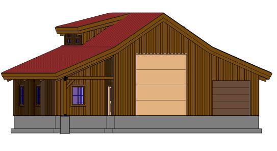 barn kit garage